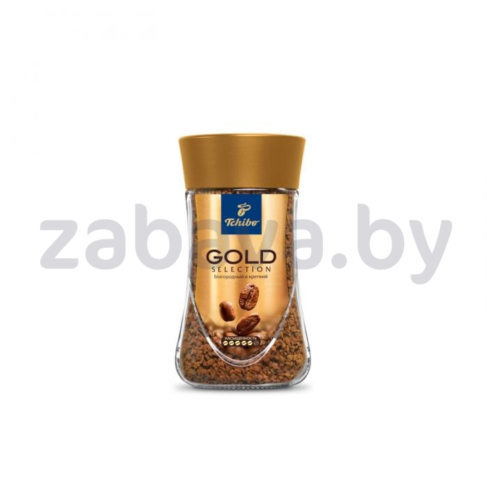 Кофе Tchibo Gold Selection New, растворимый, 95 г